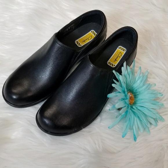 Clarks Shoes | Slip Resistant Slip On
